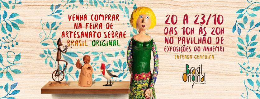 Feira de Artesanato Brasil Original