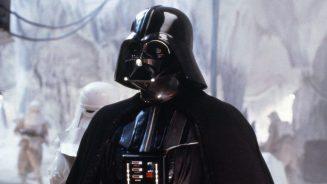 Darth Vader em exposições do Star Wars em São Paulo