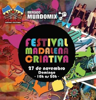 Festival Madalena Criativa Mercado Mundo Mix