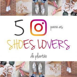 5 indicações de lojas de sapatos