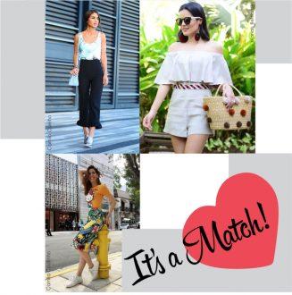 3 looks de blogueiras famosas para você copiar