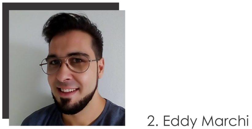 Eddy Marchi colaborador do mês de Dezembro 2016 do STYLING TIP