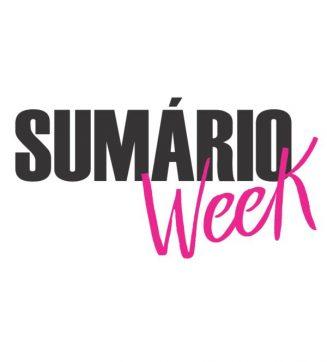 Agenda da semana no STYLING TIP - Sumário Week