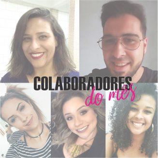 Colaboradores do mês de Janeiro 2017 do STYLING TIP