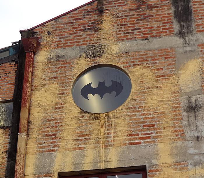 Grafites do Beco do Batman em São Paulo