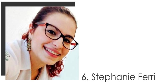 Nutricionista Stephanie Ferri para STYLING TIP