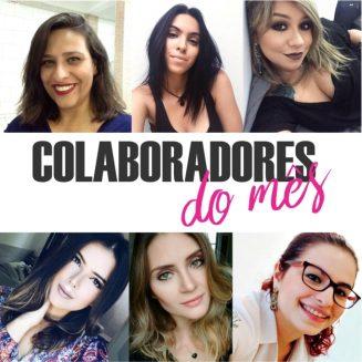Colaboradores do mês Fevereiro 2017
