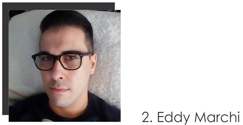 Eddy Marchi colaborador do STYLING TIP em Março 2017