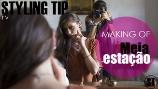 Making of editorial styling tip
