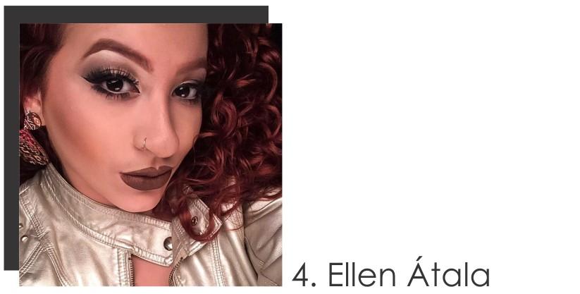 Ellen Átala Colaboradora do mês de Abril 2017 do STYLING TIP