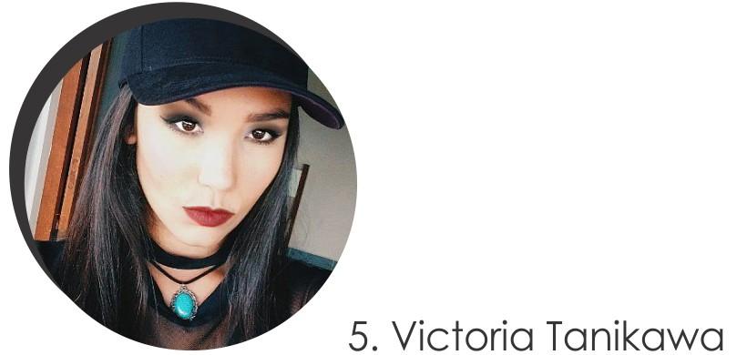 Victoria Tanikawa Colaboradora do mês de Abril 2017 do STYLING TIP