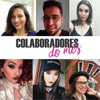 Colaboradores do mês do blog STYLING TIP