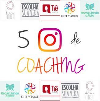 5 indicações de coaching nas redes sociais