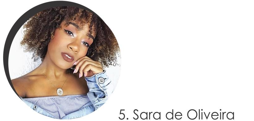 Sara Oliveira Colaboradora do mês de Maio 2017 do STYLING TIP