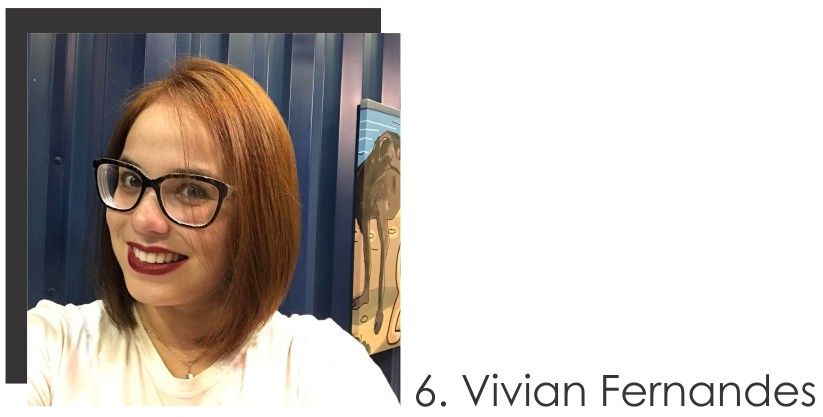 Vivian Fernandes Colaboradora do mês de Maio 2017 do STYLING TIP
