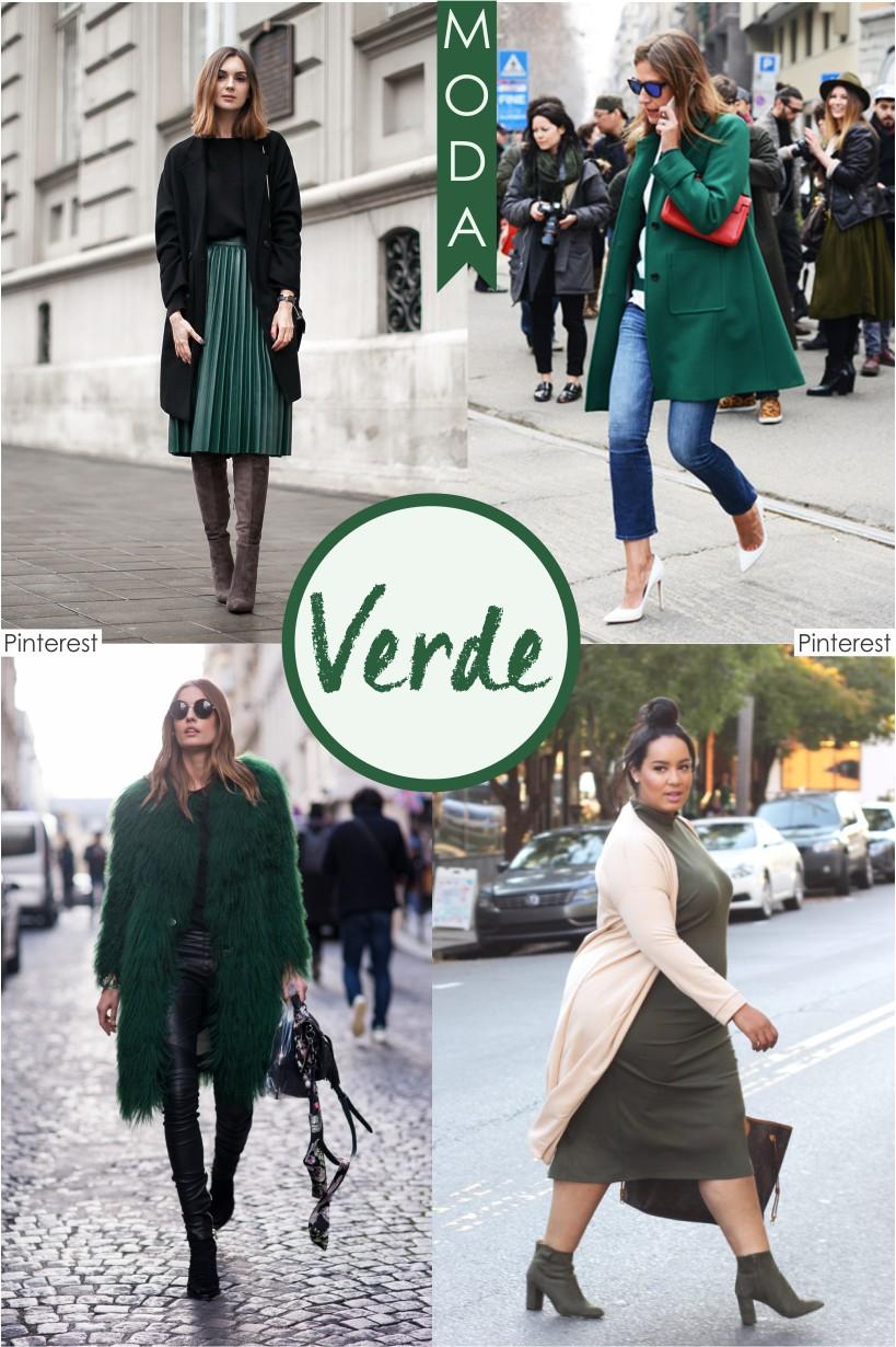 Verde cor do inverno 2017