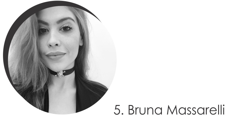 Bruna Massareli Colaboradora do mês de Junho 2017 do STYLING TIP