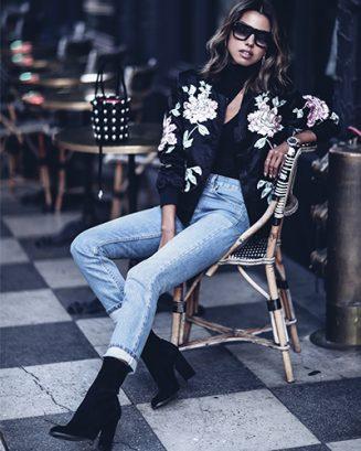 Estampa Floral na moda e na decoração