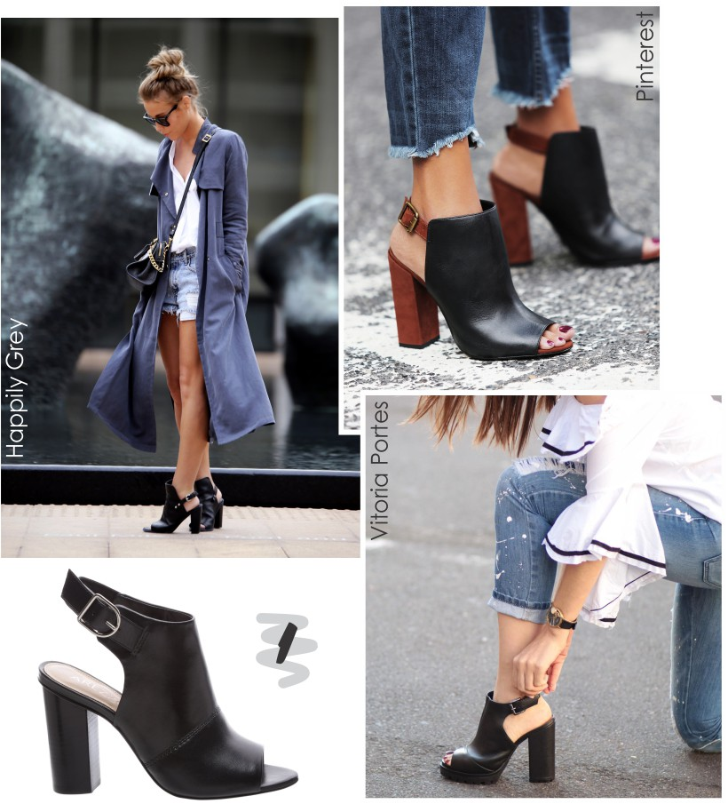dicas de como usar sandal boots