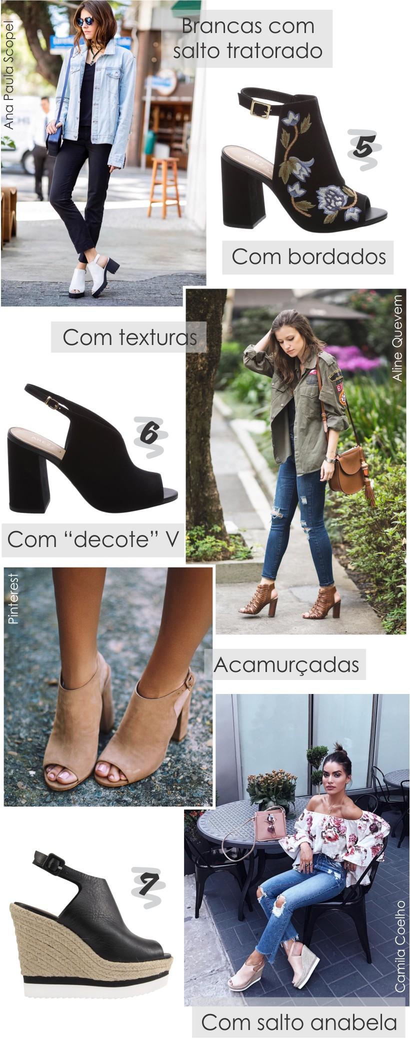 sandal boot tendencia verão 2018