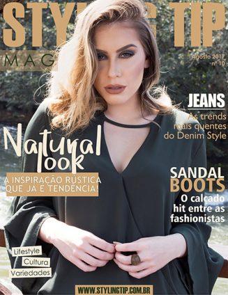 Capa da magazine STYLING TIP