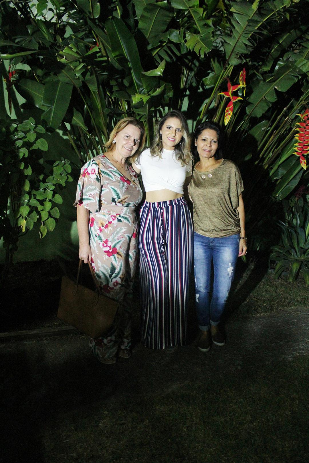 Convidadas que marcaram presença no coquetel de lançamento loja Morena Flor