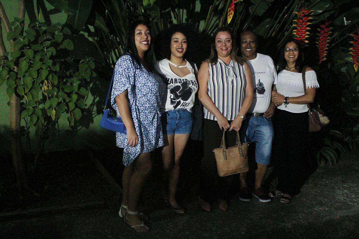 Convidados Coquetel Morena Flor