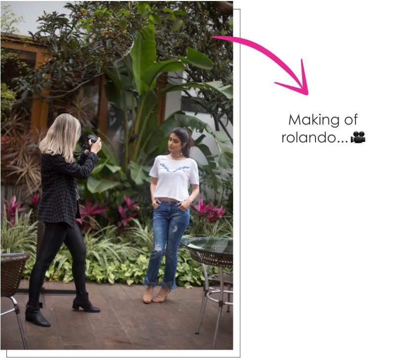 """Making of: Editorial """"Sinta o frescor"""" - Produção de fotos"""