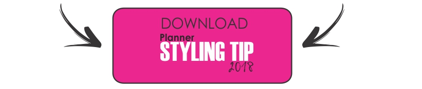 Download do planner STYLING TIP 2018