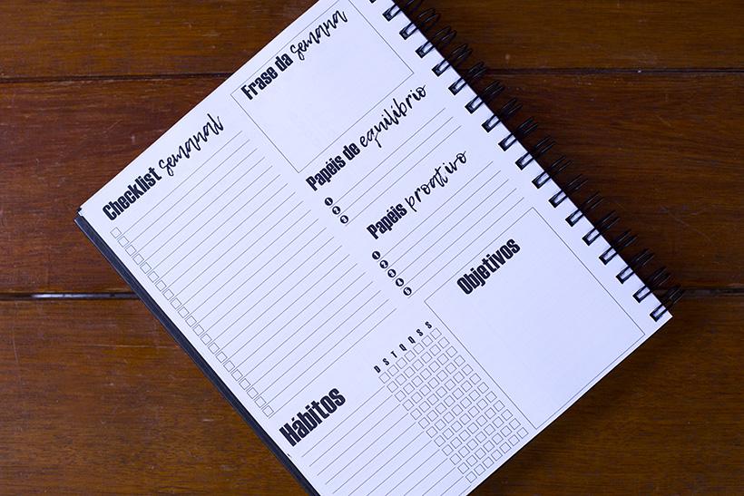 Planejamento semanal 1 - Modelo de Planner | STYLING TIP 2018