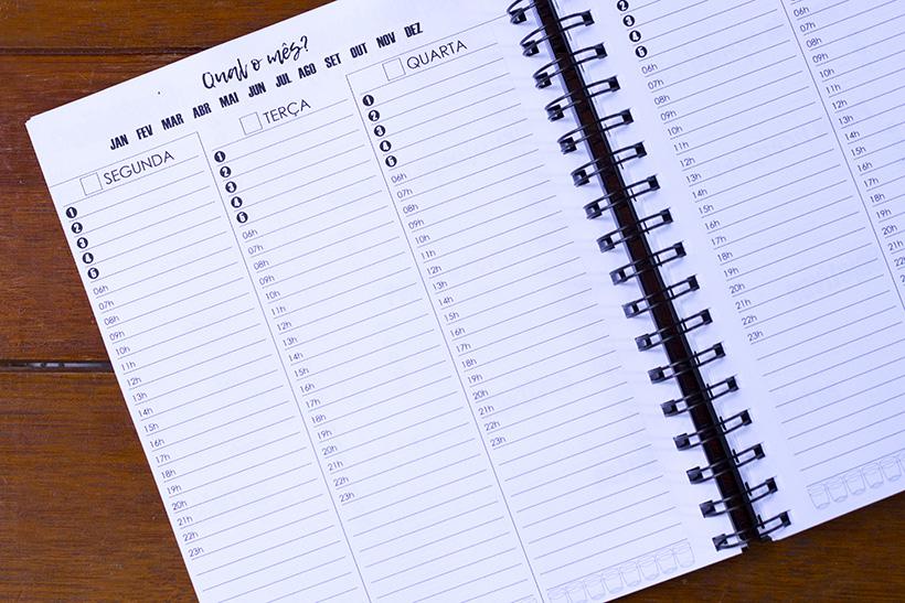 Agenda - Modelo de Planner | STYLING TIP 2018