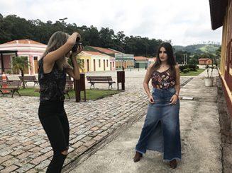 """Making of: Editorial """"Inspiração Boho"""""""