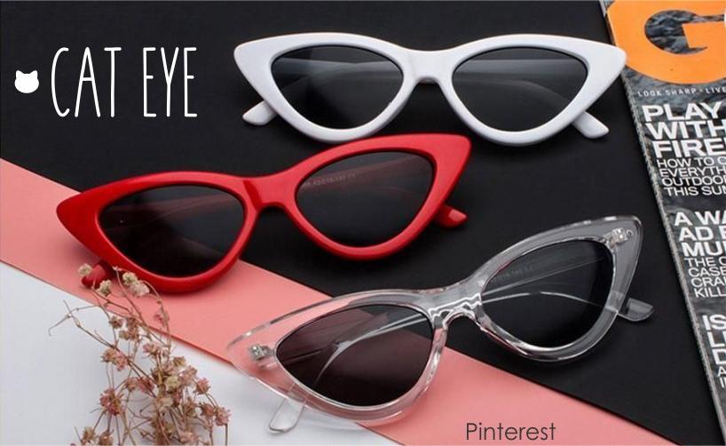 Cat eye: os óculos de gatinho, hit entre as fashionistas!
