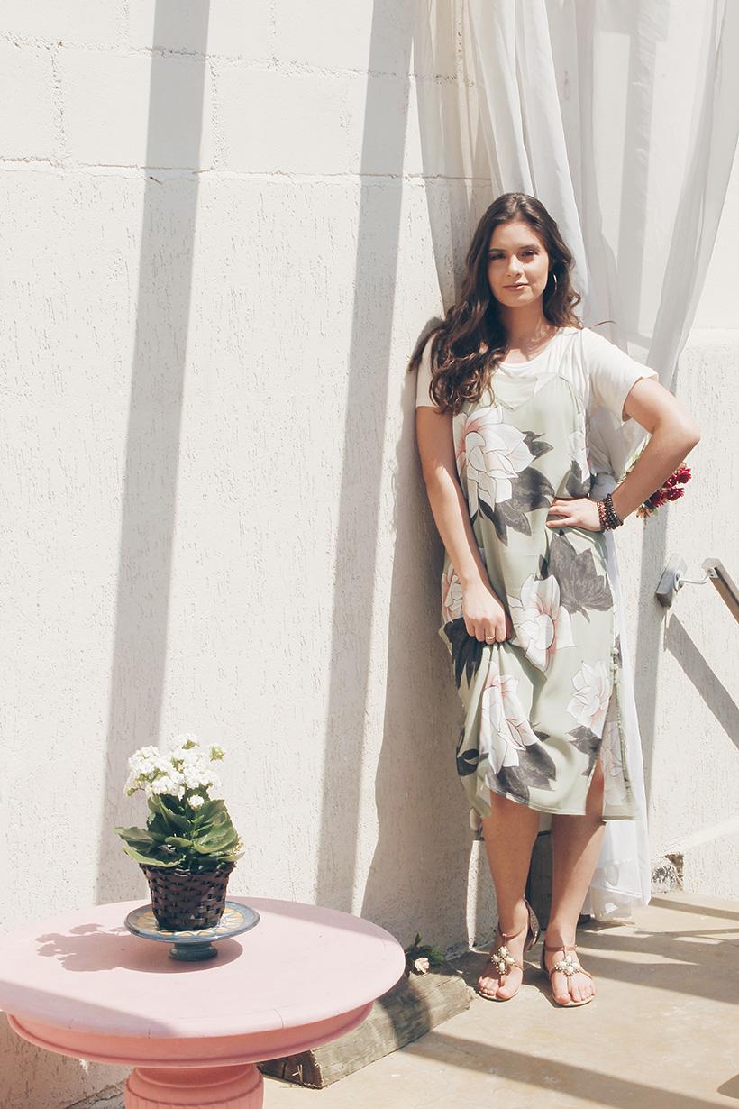 Editorial de Moda: Tons Pastel - Produção de Moda e Styling para Morena Flor Roupas
