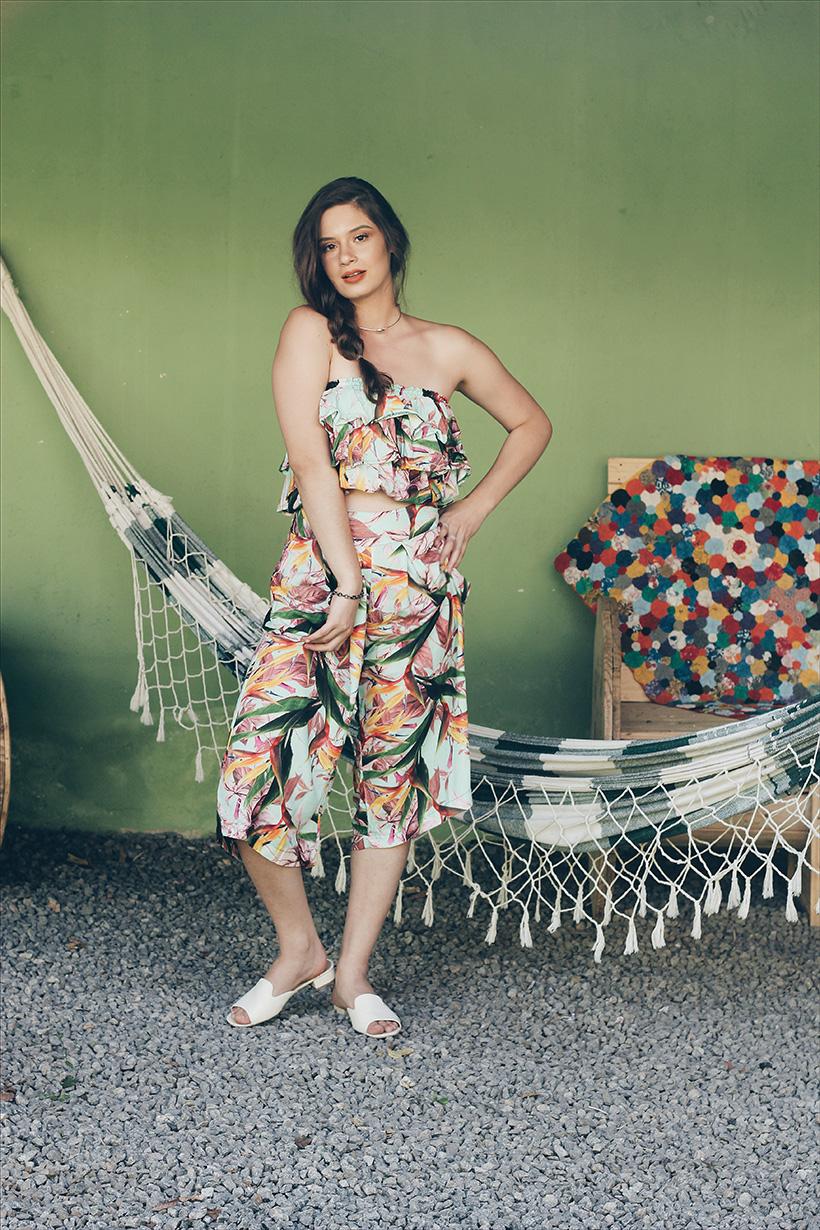 Editorial de Moda: Summer Zen - Produção de Moda e Styling para Morena Flor Roupas